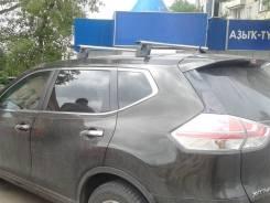 Багажники. Nissan X-Trail, T32