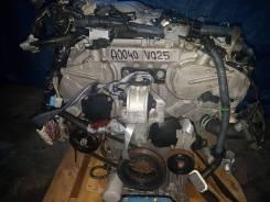 Двигатель в сборе. Nissan Teana, J31, J31Z Nissan Cefiro, PA32, PA33, WPA32 Двигатели: VQ23DE, VQ35DE, VQ25DD