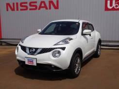 Nissan Juke. вариатор, передний, 1.5 (114л.с.), бензин, 26тыс. км, б/п. Под заказ