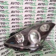 Фара. Toyota Wish, ANE10, ANE10G, ANE11, ANE11W, ZNE10, ZNE10G, ZNE14, ZNE14G Двигатели: 1AZFE, 1AZFSE, 1ZZFE