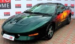 Pontiac Firebird. механика, задний, 3.8 (196л.с.), бензин, 120тыс. км. Под заказ