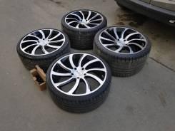 """Кованый комплект колес на porsche 911. 9.0/11.5x20"""" 5x130.00 ET50/50"""