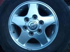 """Nissan. 5.5x15"""", 6x139.70, ЦО 100,3мм."""