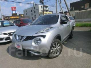 Nissan Juke. вариатор, 4wd, 1.6 (190л.с.), бензин, 15тыс. км, б/п. Под заказ