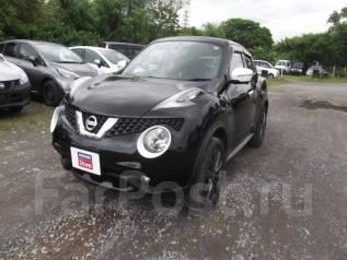 Nissan Juke. вариатор, 4wd, 1.6 (190л.с.), бензин, 18тыс. км, б/п. Под заказ