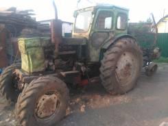 ЛТЗ Т-40АМ. Трактор Т—40АМ, 50 л.с.