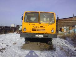 КАЗ. Грузовик колхида, 4x4