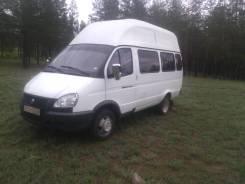 ГАЗ 225000. Продается Газель 225000, 14 мест, С маршрутом, работой