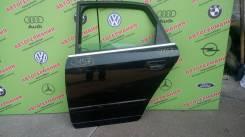 Дверь задняя левая Audi A4 B6 седан голое железо