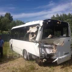 Marcopolo. Продам автобус Камаз Марко Поло 2017 года после ДТП, 20 мест