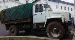 ГАЗ 3308 Садко. ГАЗ-3308, 4 250куб. см., 5 950кг.