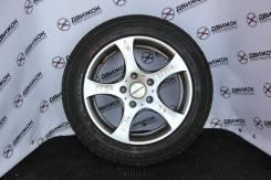Bridgestone Blizzak RFT. Зимние, без шипов, 2007 год, 5%, 4 шт