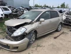 Nissan Tiida. 3N1BCAC11UK571088, HR 16 289704C