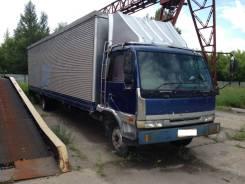 Nissan Diesel Condor. Nissan Diesel будка 56 кубов, 9 200куб. см., 5 000кг., 4x2