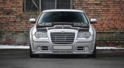 Обвес кузова аэродинамический. Chrysler 300C
