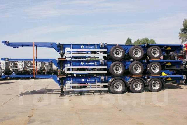 Grunwald. Новый универсальный контейнеровоз , 39 000кг.