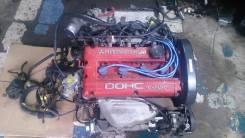 Двигатель в сборе. Mitsubishi Eclipse, D32A, D38A Двигатель 4G63T