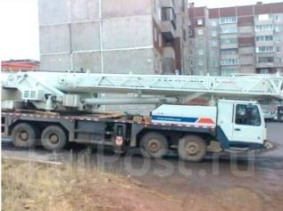 Zoomlion. Автокран QY55V532, нахождение В Иркутской обл. г. Братск, 55 000кг., 60м.