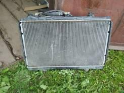 Радиатор охлаждения двигателя. Nissan Laurel, HC33 Nissan Skyline, HCR32 Nissan Cefiro, A31