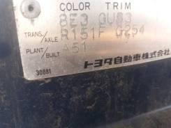 Продам МКПП Toyota Surf 130 2L-TE
