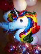 Воздушные и гелиевые шары! Оформление праздников и свадеб!