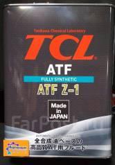 TCL. Вязкость Honda Z1, синтетическое