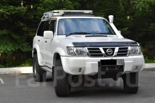 Nissan Safari. автомат, 4wd, 4.2 (160л.с.), дизель, 300 000тыс. км