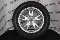 Dunlop Graspic DS1. Зимние, без шипов, 2004 год, 5%, 4 шт