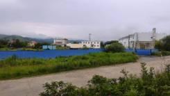 Производственная площадка в районе порта Восточный. Фото участка