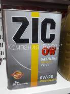ZIC. Вязкость 0W-20, синтетическое