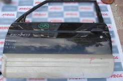 Дверь Mitsubishi Pajero Junior, левая передняя H57A