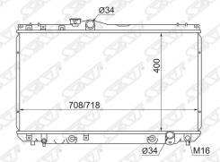 Радиатор охлаждения Sat STTY000590