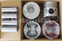 Поршень. Mitsubishi Fuso Canter Mitsubishi Canter Двигатели: 4D33, 4D336A