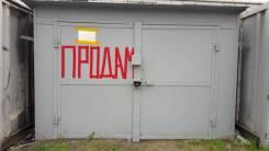 Гаражи металлические. улица Сидоренко 18, р-н Сидоренко 18, 23кв.м.