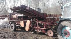 Агротехресурс ККУ-2А. Картофелеуборочный комбайн ККУ-2
