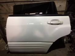Дверь задняя левая Subaru Forester SF 2000-2002