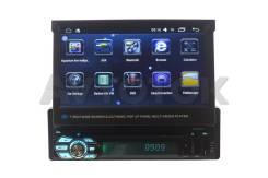 """Магнитола 1DIN (178х50) с выдвижным экраном 7"""" Android GB-T550"""