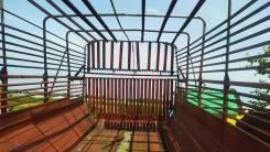 ТТМ-3 ТП. Подборщик-полуприцеп для сена