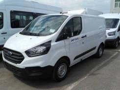Ford Transit Van. Ford Transit Custom MCA VAN 270S c кондиционером + обшивка отсека, 2 200куб. см., 990кг.