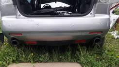 Бампер задний под парктроник