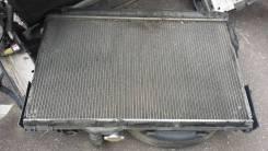 Радиатор охлаждения двигателя. Toyota Regius, RCH41, RCH41W