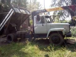 ГАЗ 4509. Самосвал ГаЗ 4509 (кму) дизель, 6 230куб. см., 425кг.