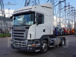 Scania R420. Седельный тягач , 11 705куб. см., 10 025кг.