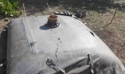 Резервуар для питьевой воды и топлива на 1500 литров. Армейский.