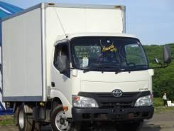 Toyota Dyna. Toyota DYNA 2012 категория Б, 4 000куб. см., 2 000кг., 4x2