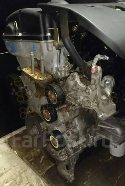 Двигатель Mitsubishi 2.4L 4B12