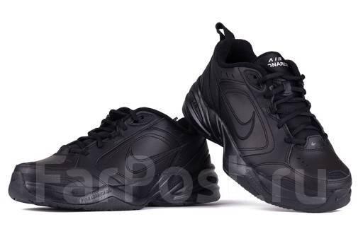 ... Брендовые Кожаные Мужские Кроссовки Nike Air Monarch IV 415445 001 во  Владивостоке mens sneaker 030f5 4abb5 ... 1b6d7e5e8df3c