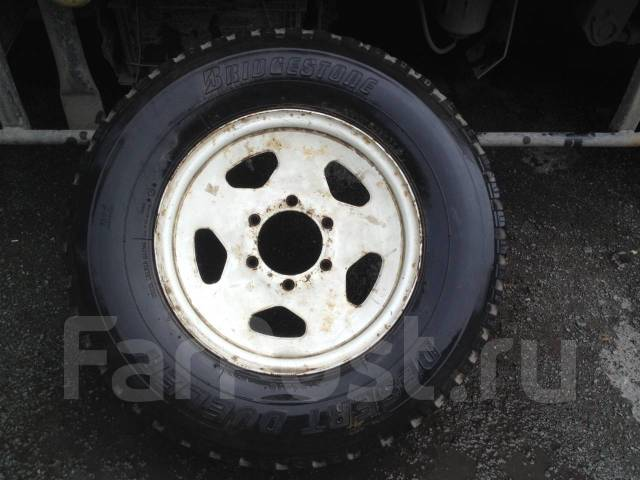 "Запасное колесо на хайс. x15"""