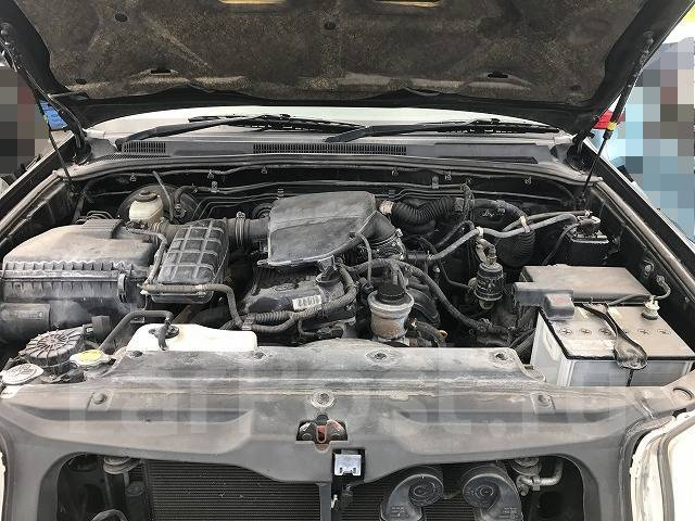 Toyota Hilux Surf. TRN210, 2TR