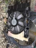 Радиатор охлаждения двигателя. Toyota Prius C, NHP10 Toyota Aqua, NHP10, NHP10H Двигатель 1NZFXE